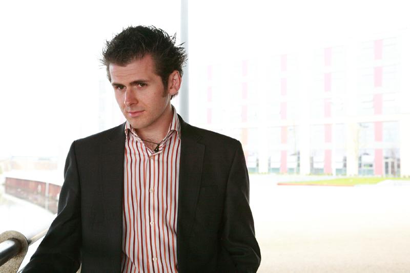 Scott Bramley Singer Pianist Photo Shoot April 2007