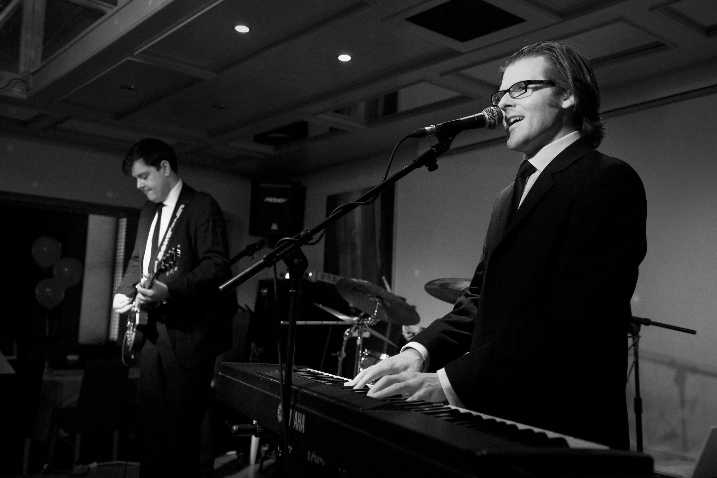 Scott Bramley with ENTOURAGE Band October 2011