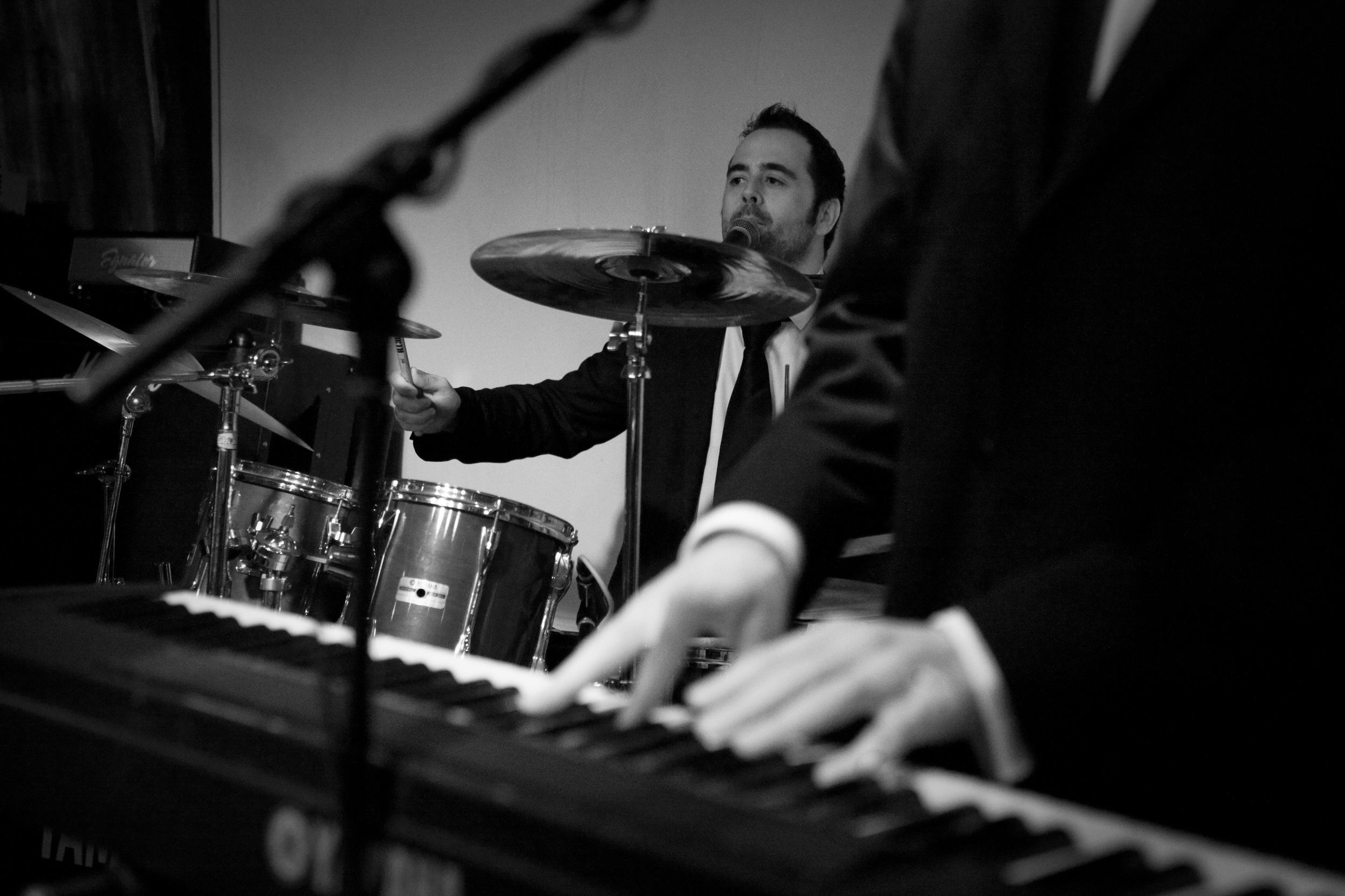 ENTOURAGE Band October 2011