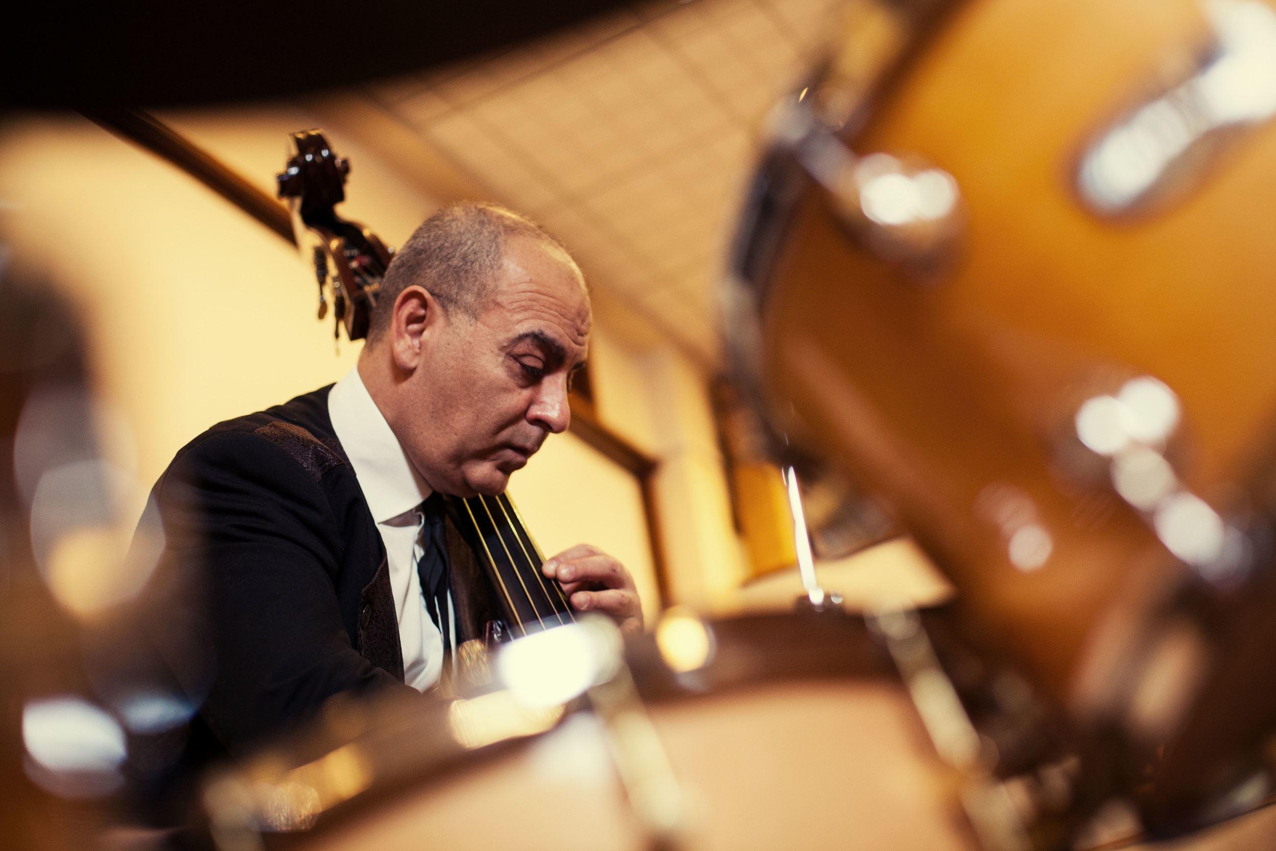 Emmy Montuori Scott Bramley Trio Shoot January 2013