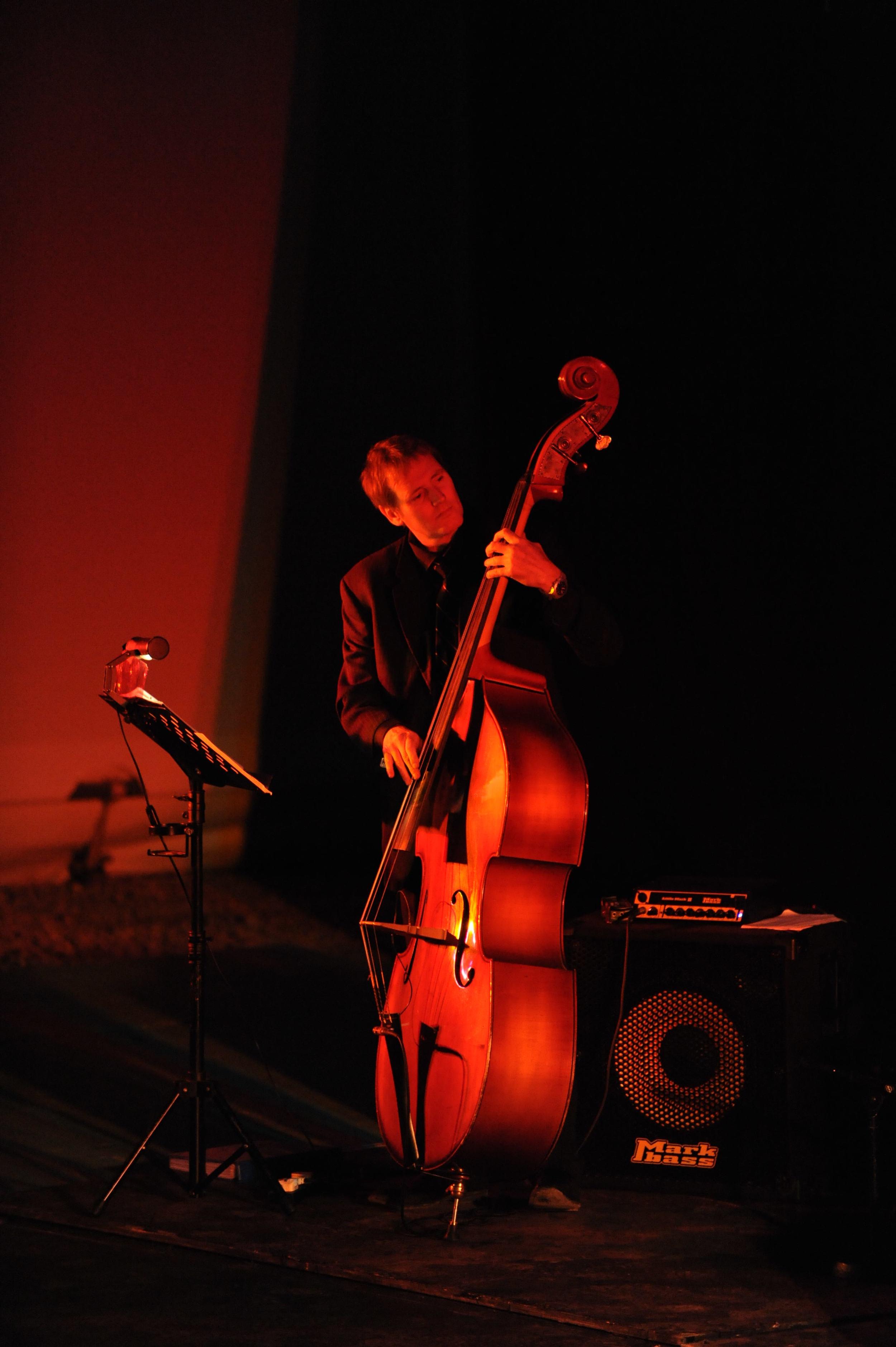 Steve Brickley Scott Bramley Trio September 2009