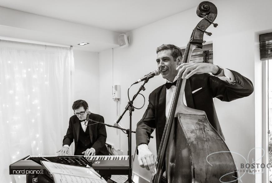 Scott Bramley Piano Bass Duo March 2015