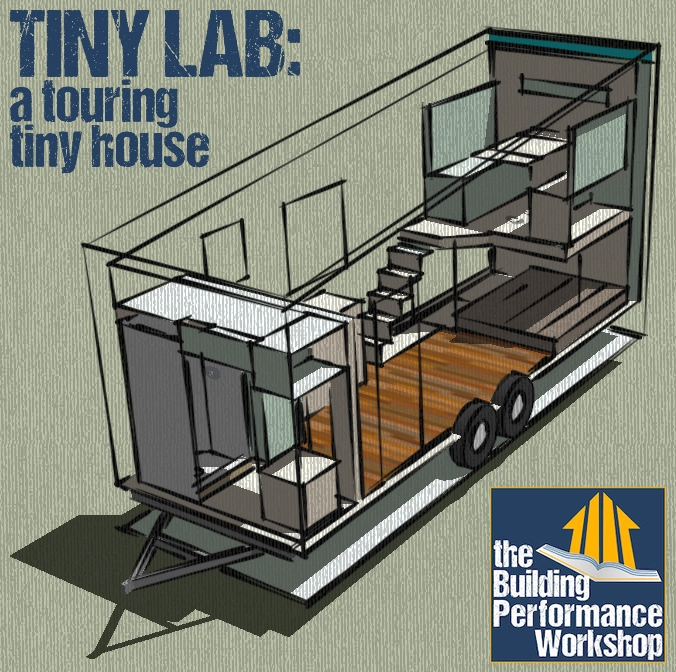 Tiny House Design Videos Podcasts Articles The Building Performance Workshop