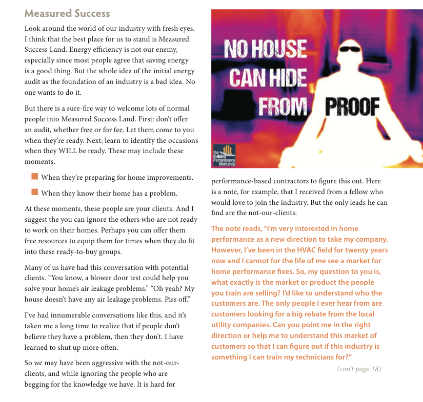DOWNLOAD the Proof Is Possible article from Habitat X!