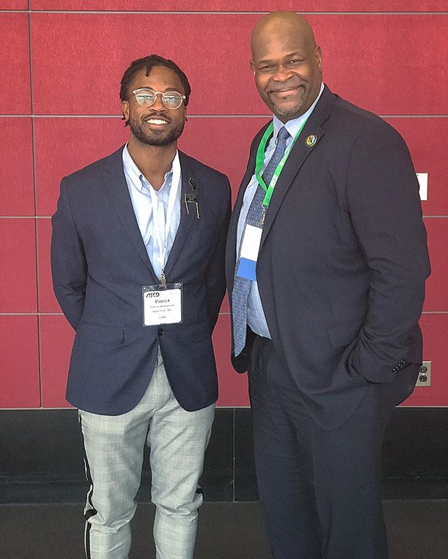 Great session today at the @officialascd Empower '18 Conference, led by Patrick Williamson of the MC and Paul Forbes Senior Director of @esi_nyc titled: Building Culturally Responsive Environments for Black and Latino Students in NYC Schools. So great to build with a packed house of teachers, superintendents, principals, and district leaders from across the nation. Special thanks to everyone in attendance! #MasteryNYC #CRE #ESINYC