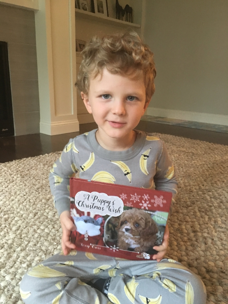 I LOVE IT when my Puppy People share photos like these! My littlest fans : )