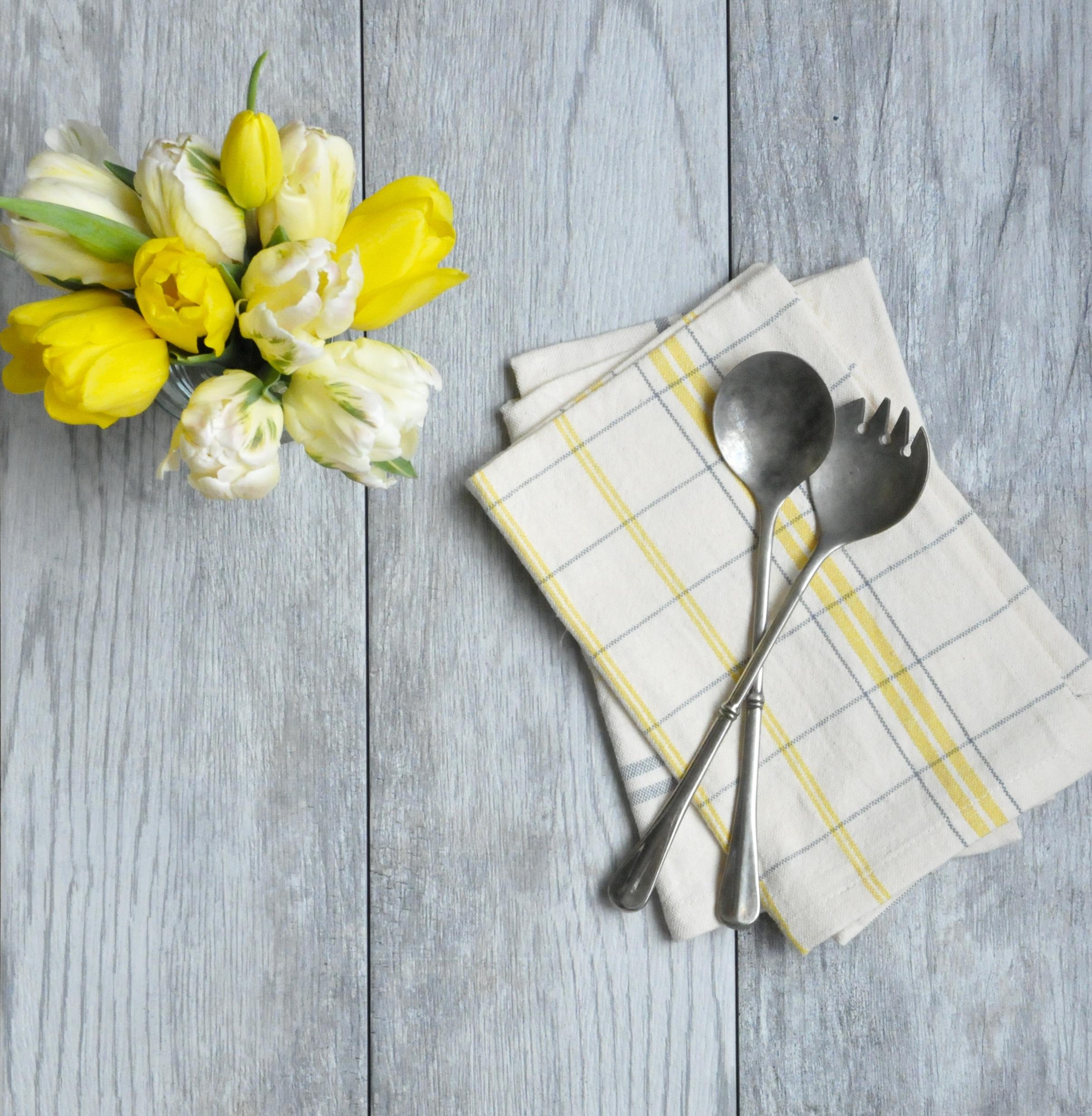 Simple spring brunch