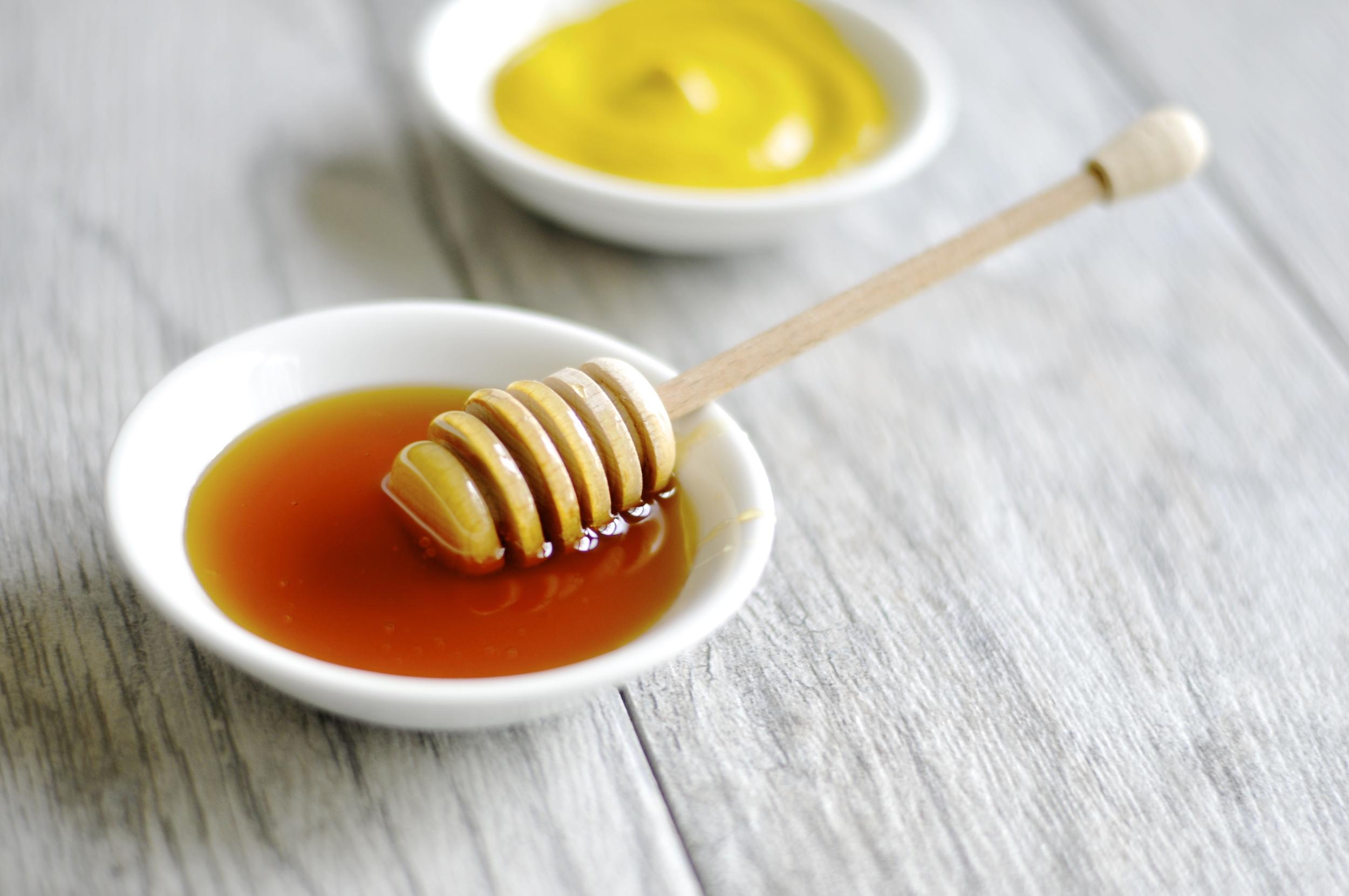 Honey mustard chicken stir-fry