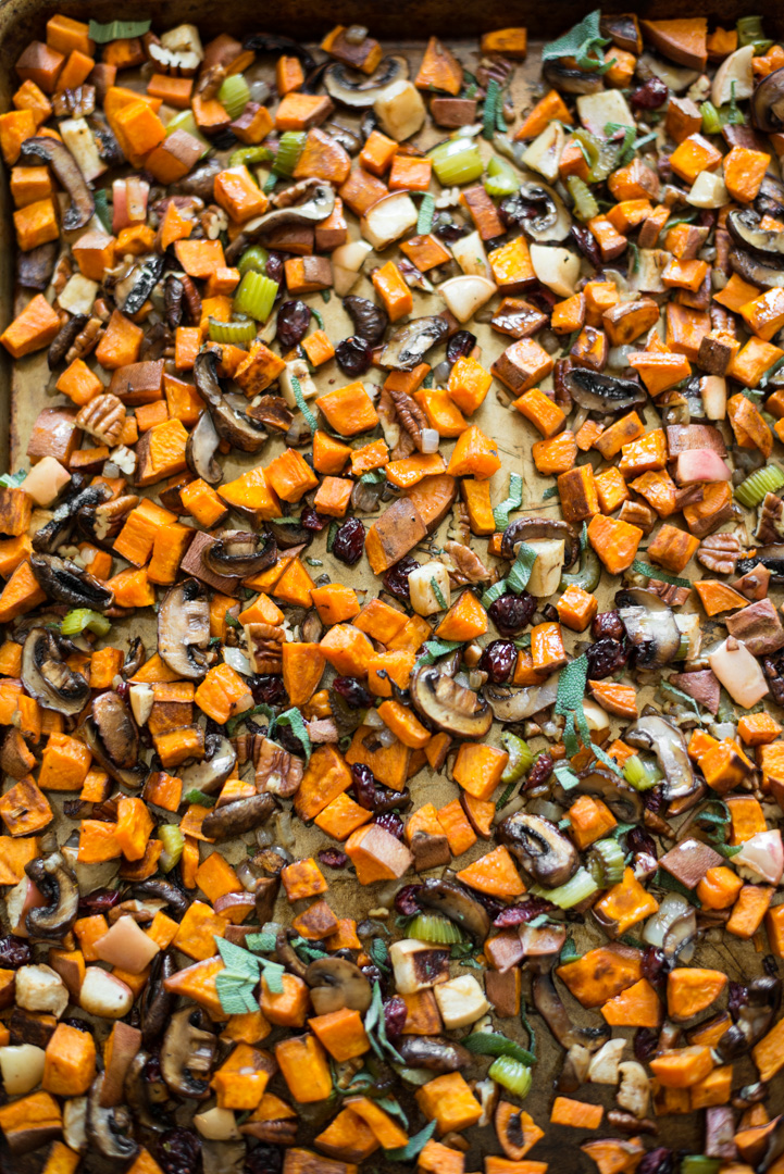 Sheet Pan Sweet Potato Paleo Hash is simple to prepare and is perfect for a hearty, grain-free breakfast, side or dinner.