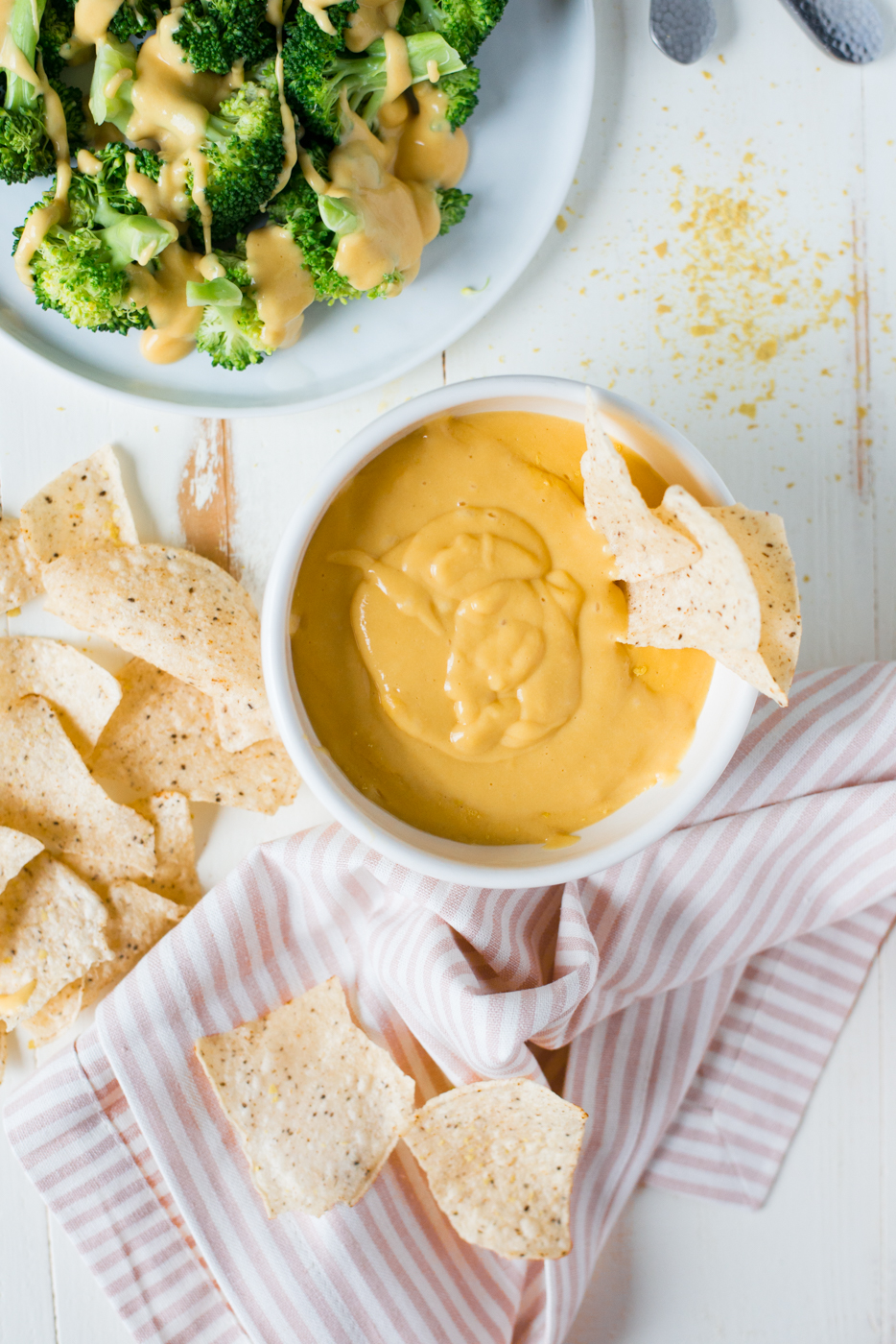 Creamy, dreamy, and totally delicious, Instant Pot Real Deal Real Food Dairy-Free Cheese Sauce is an amazing alternative to traditional cheese sauce, and is super easy to whip up. paleo, vegan, dairy-free, gluten-free