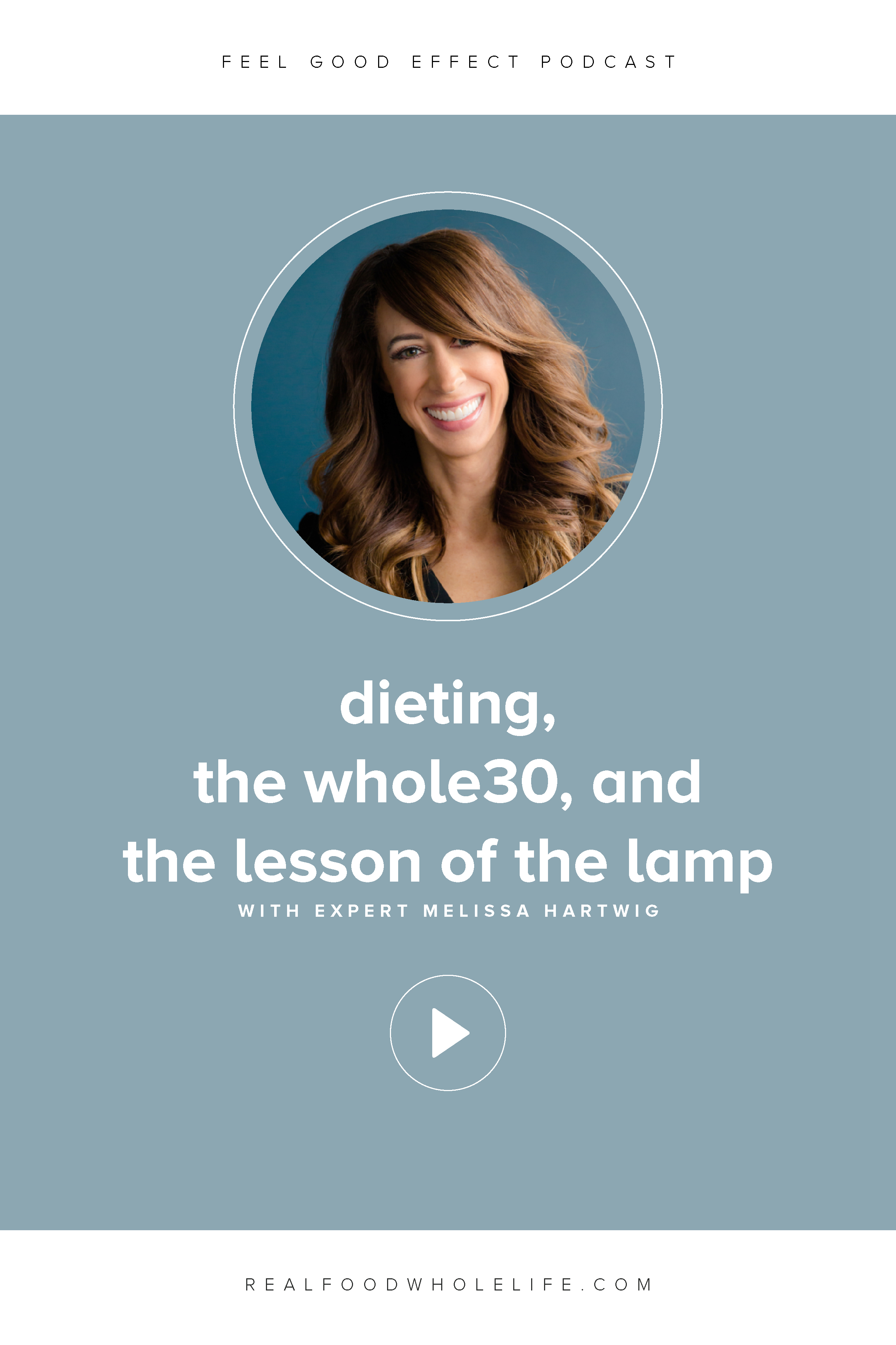 An Interview with Melissa Hartwig, Whole30 Co-Founder. Melissa talks about the Whole30, how to do a Whole30, common mistakes when doing a Whole30, hers take on dieting, and she explains all about the lesson of the lamp.  Read the interview or listen on the Feel Good Effect Podcast.   #feelgoodeffectpodcast #podcast #wellness #healthyandwellness #wellnesspodcast #healthpodcast #healthandwellnesspodcast #selfhelp #selfimprovement #healthylifestyle #healthyliving #whole30 #melissahartwig #whole30septemeber