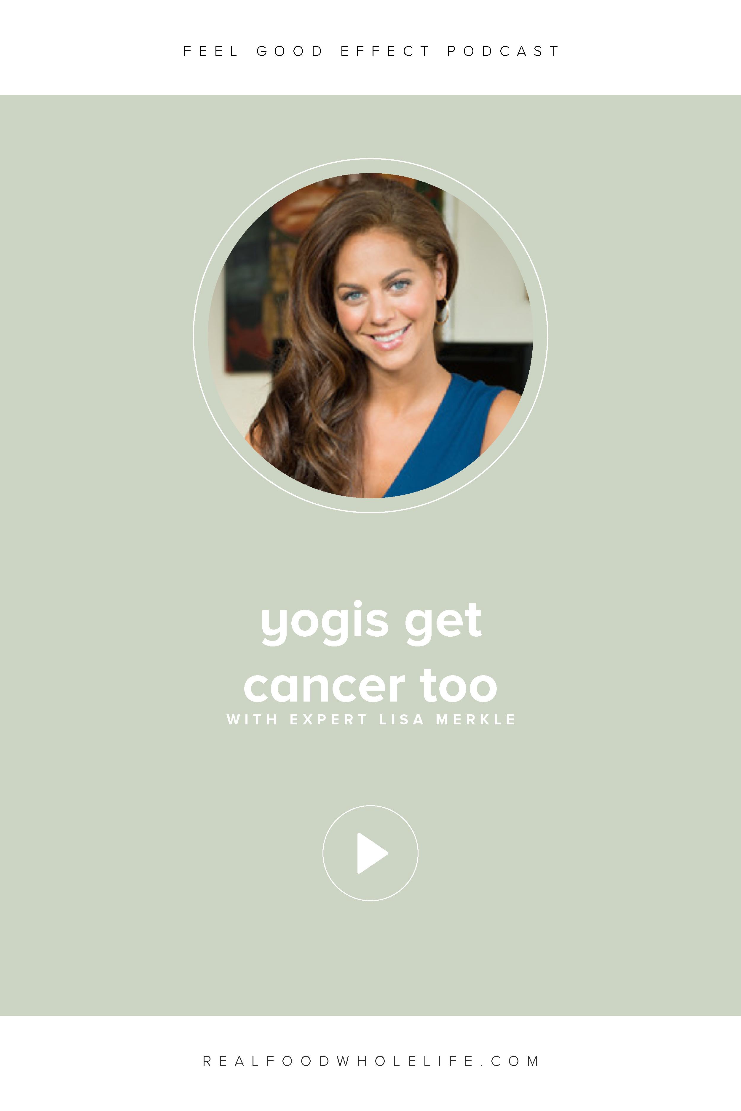 Yogi's Get Cancer Too, with Lisa Merkle