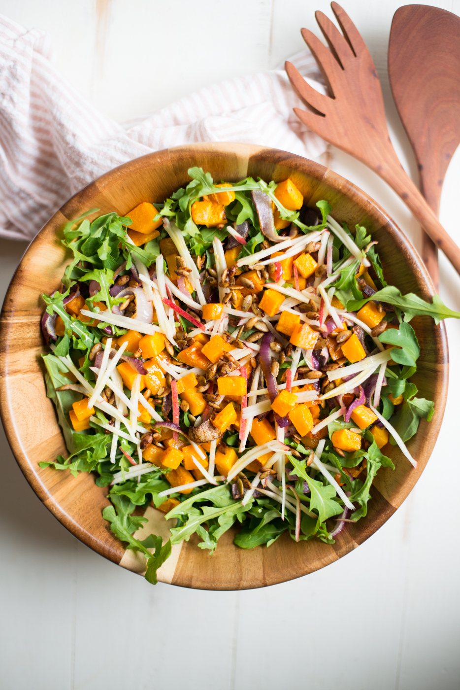 Roasted Butternut Squash Harvest Salad-2.jpg