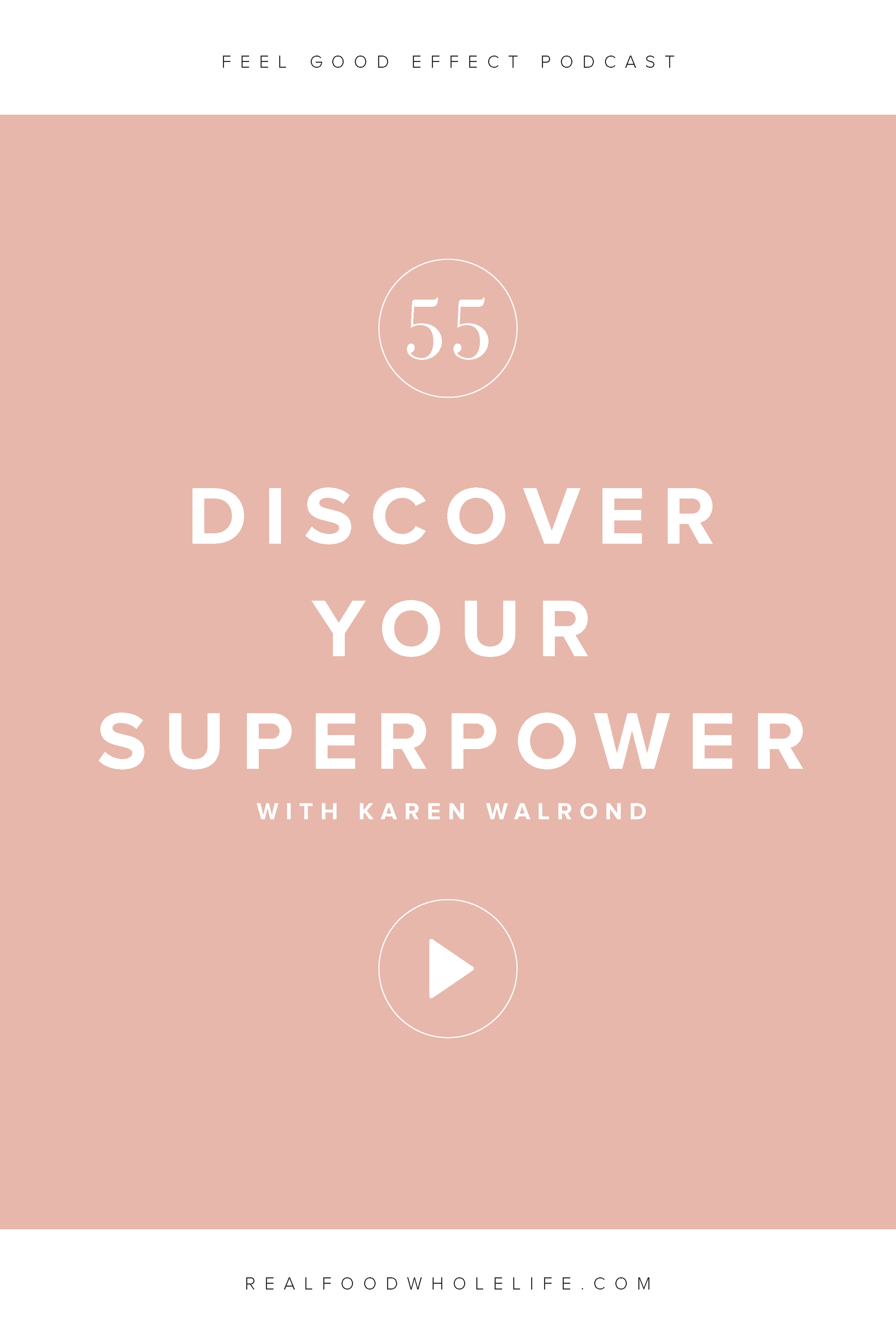 How to Discover Your Superpower with expert guest, Karen Walrond