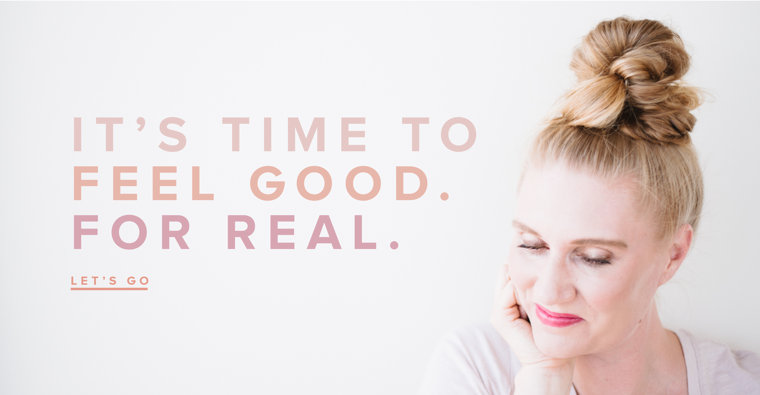 Welcome to Real Food Whole Life. It's time to feel good. For real.