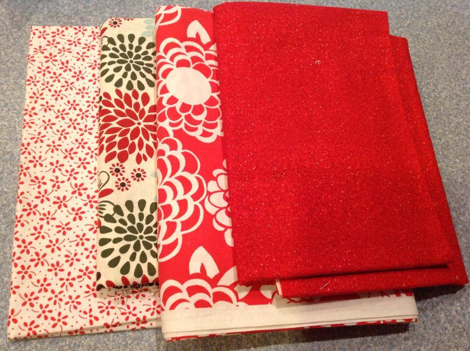 Betty Cuti's Fabric Selection