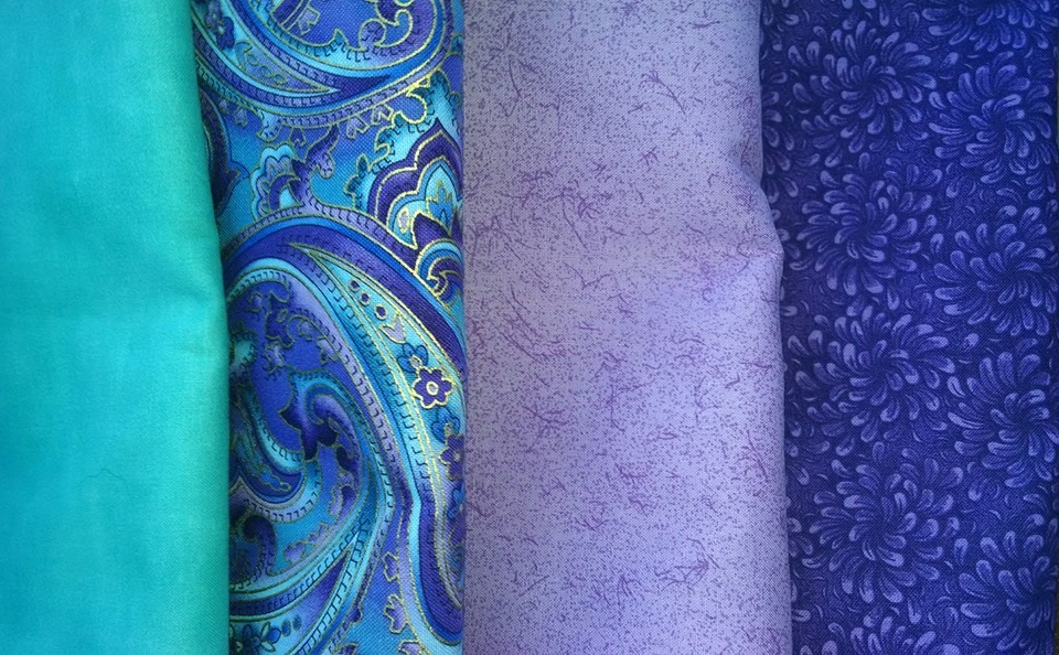 Robin Hatch Mcelroy's Fabric Selection