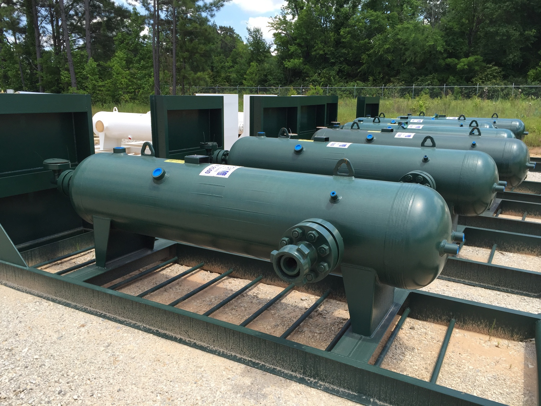 Sand Traps, Sand Separators — Energy Weldfab
