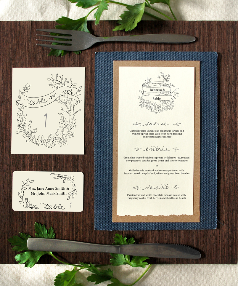 Garden Party Dining Stationery Set image - smaller.jpg