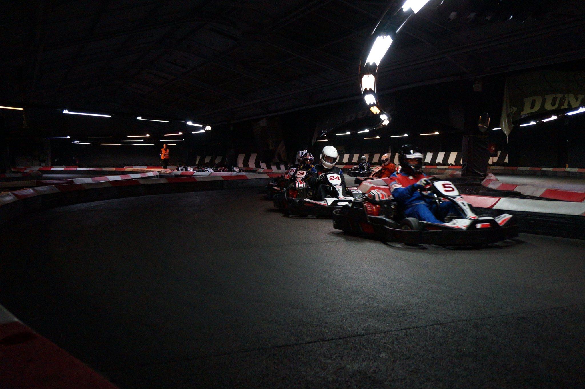 Team Sport Go Karting