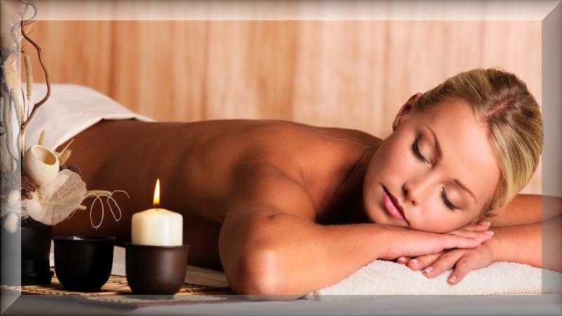 massaging & spa days