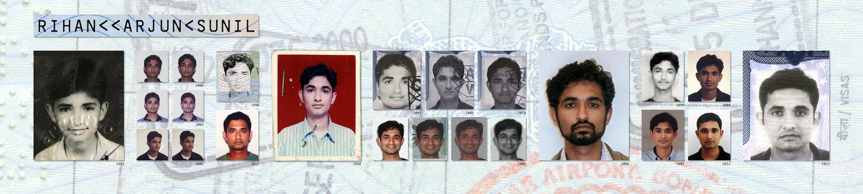 Passport-Size Portraits (2014)