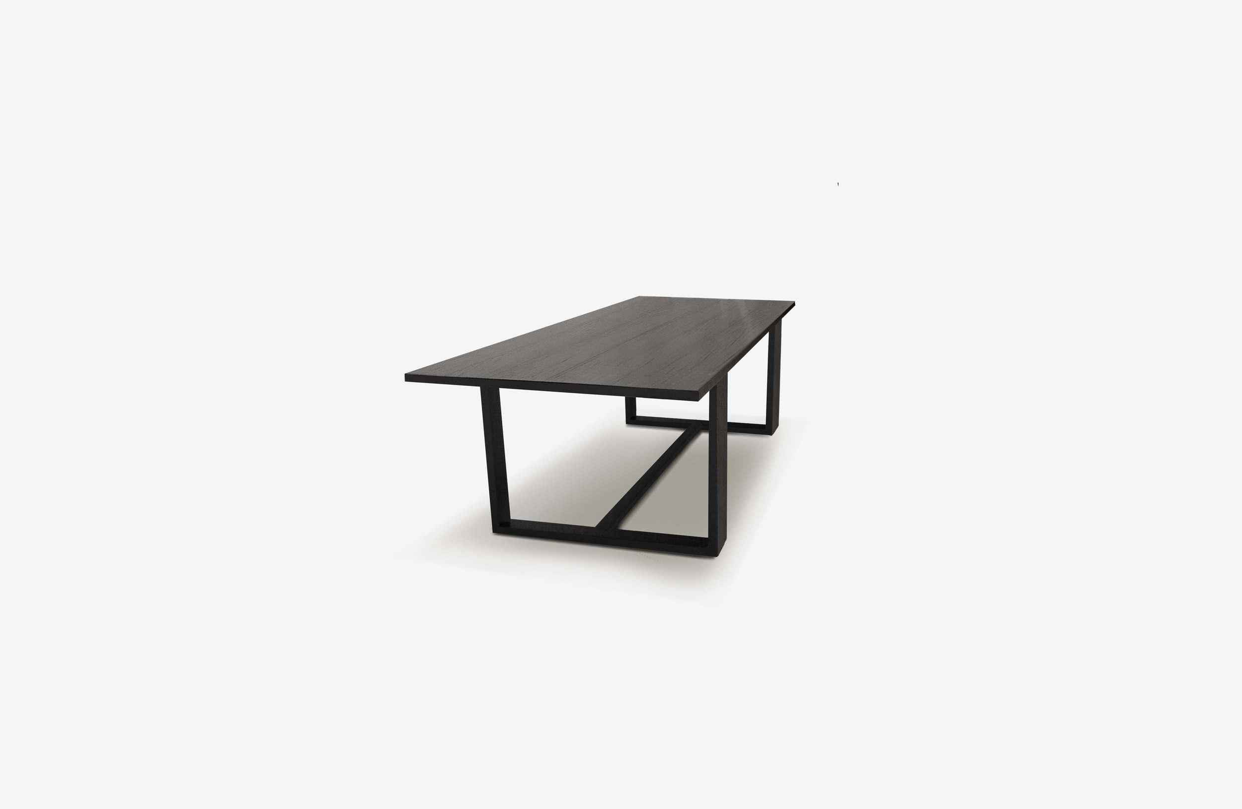 Heath table by workshed.   The Heath dining table offers a refined minimal silhouette. It's simplistic design makes it a timeless piece of furniture.   Ideal for any contemporary space. The heath tables are made by our own craftsmen in a range of standard sizes or custom made to suit your requirements.