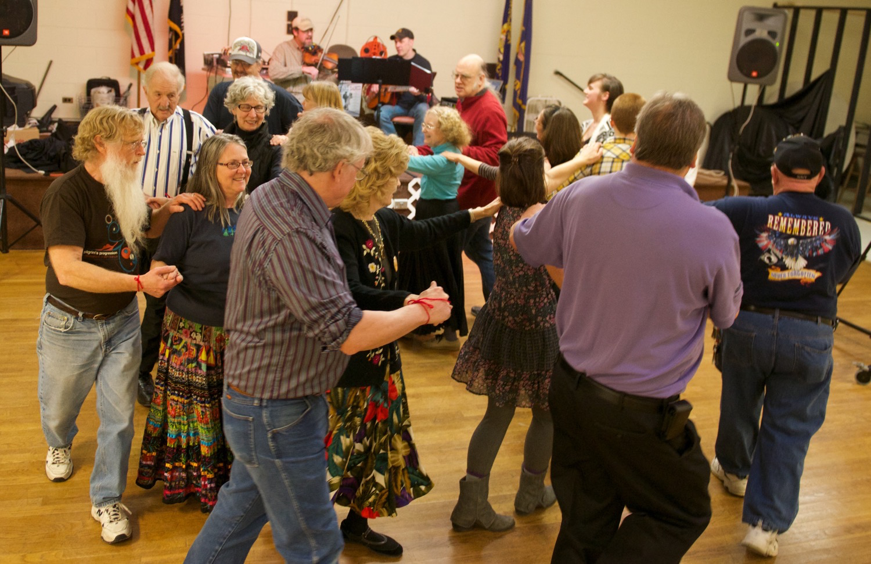 Louisville Dance Series.  Photo credit: John Nation