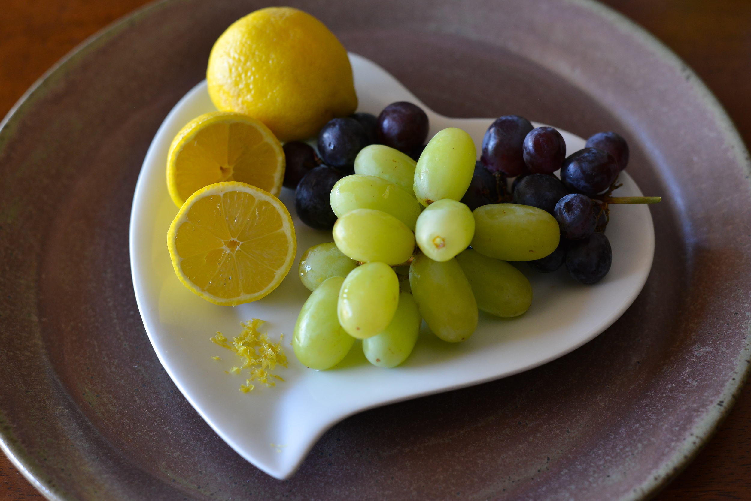 Beautiful and colorful whole food ingredients make a naturally sweet treat for all!