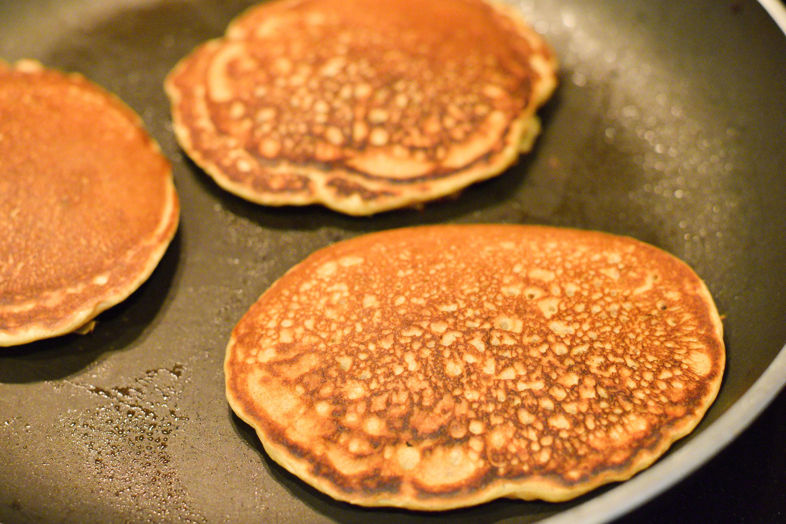 My beautiful pancakes!