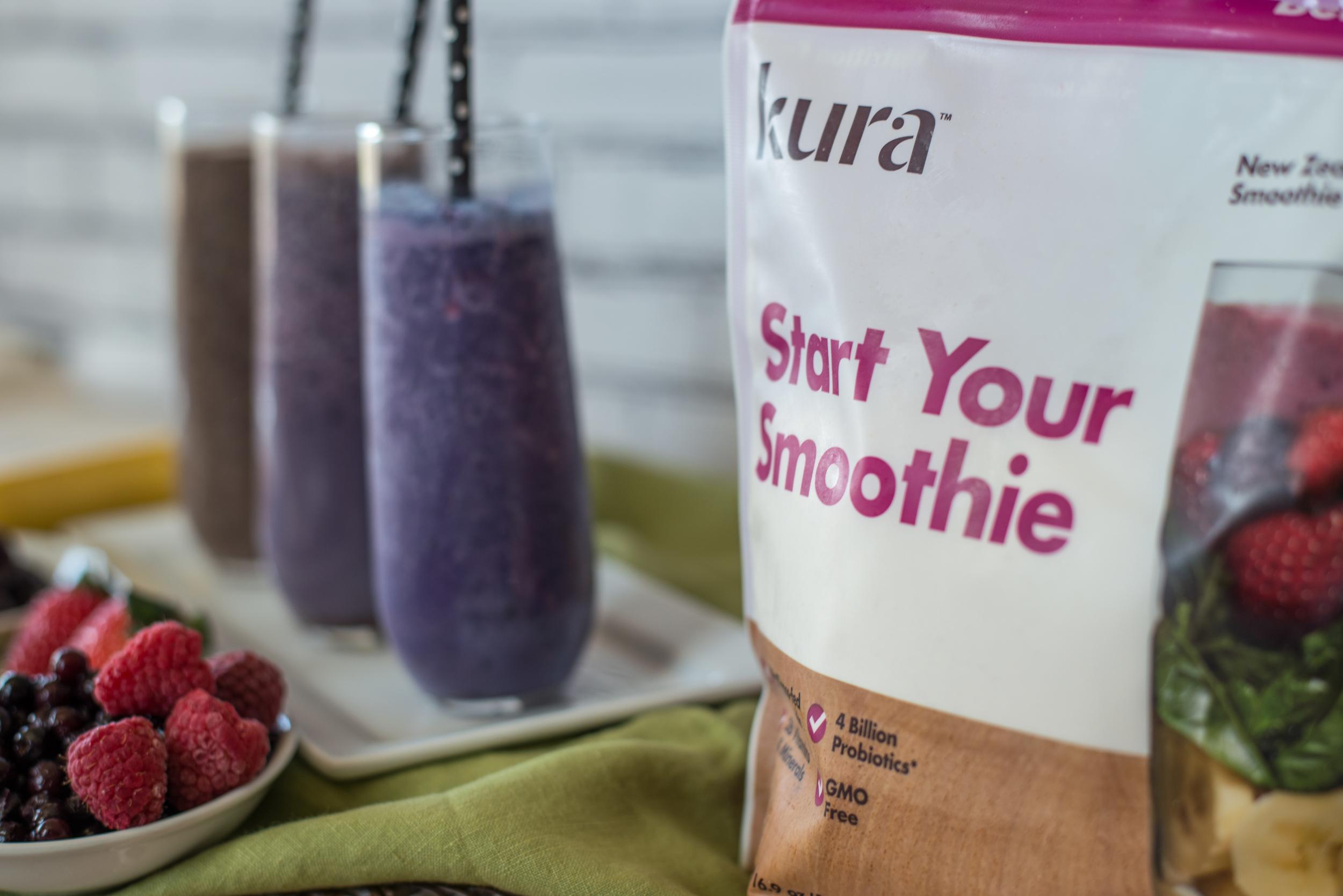 Kura smoothie powder