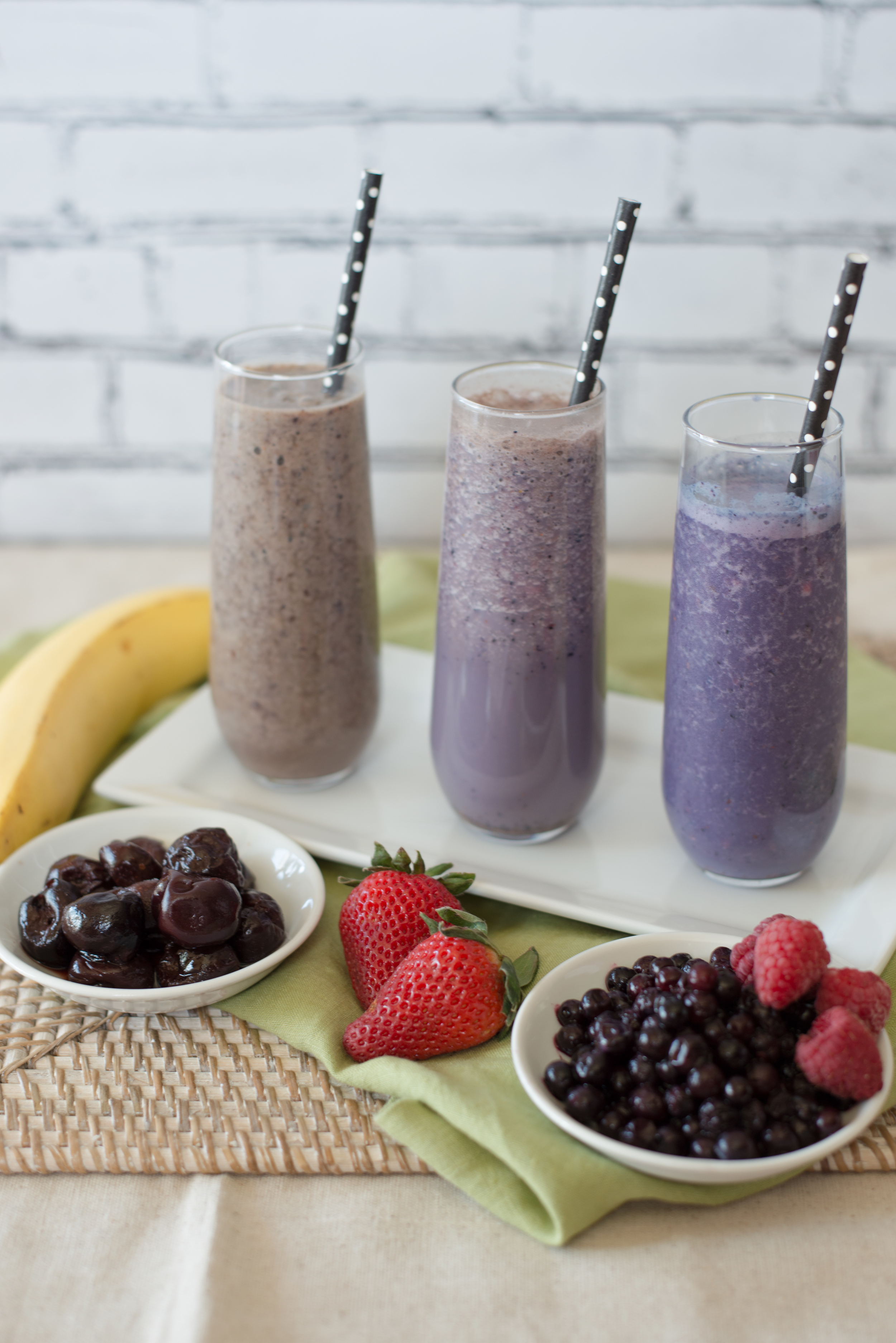 Fruit and smoothies