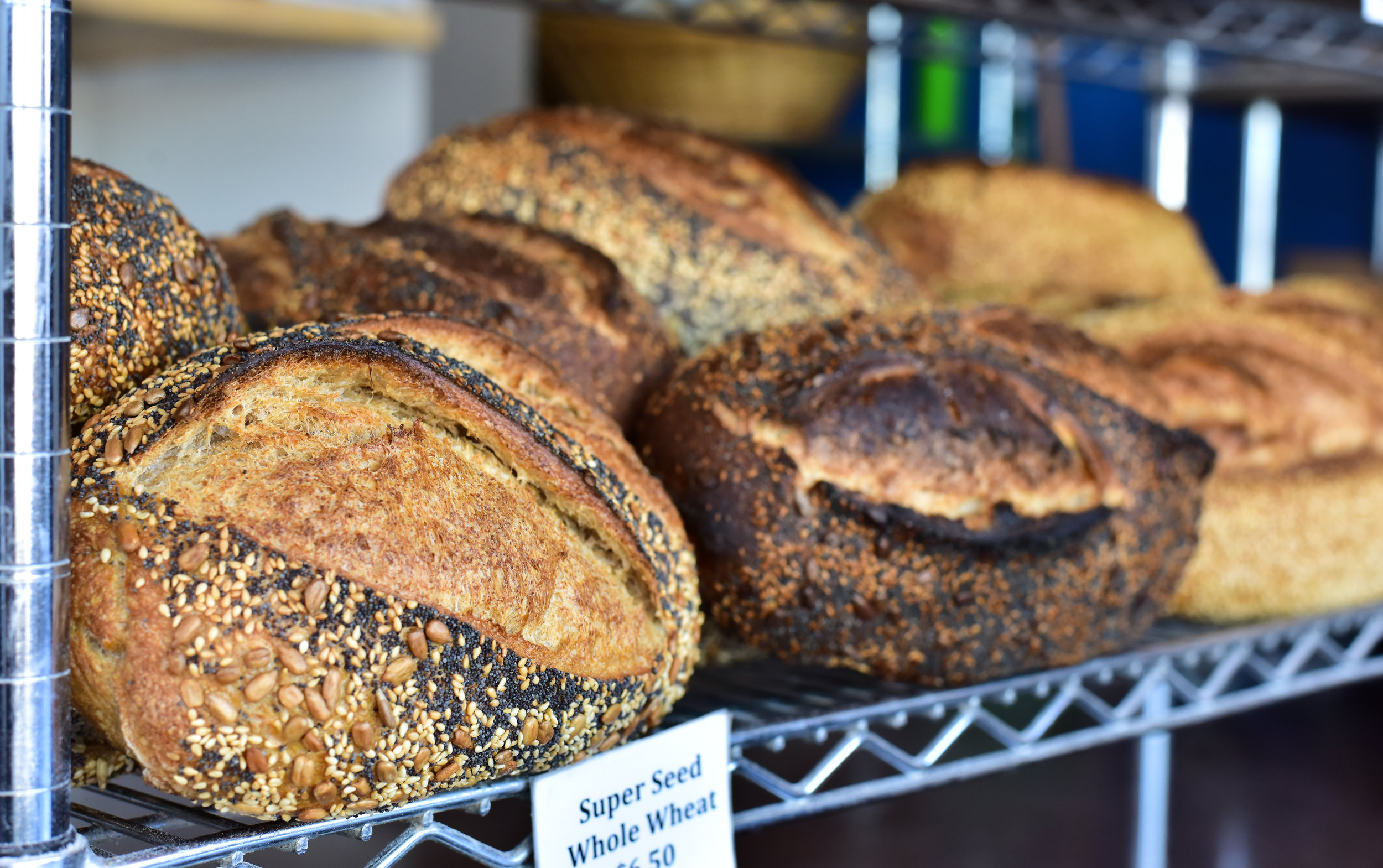 Barrio Bread Super Seed