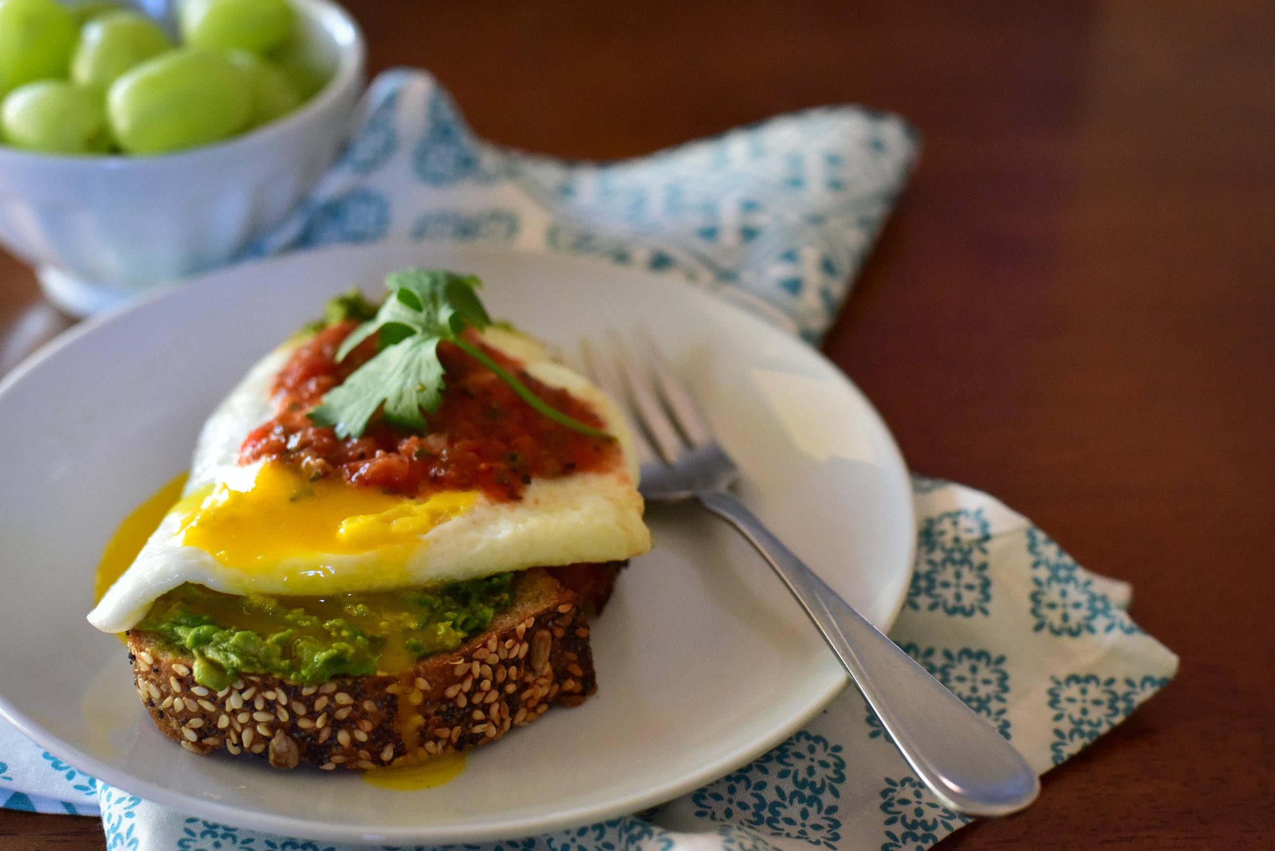 Barrio Breakfast Toast