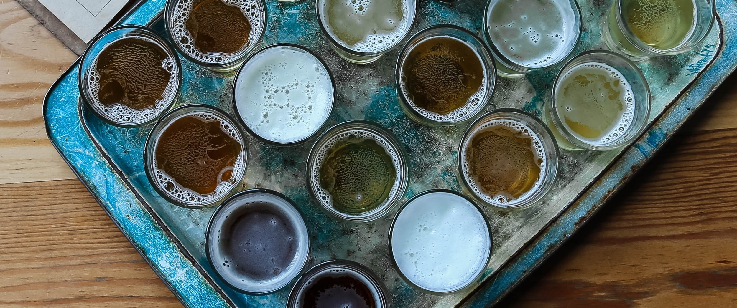 For craft beer novices and connoisseurs alike -