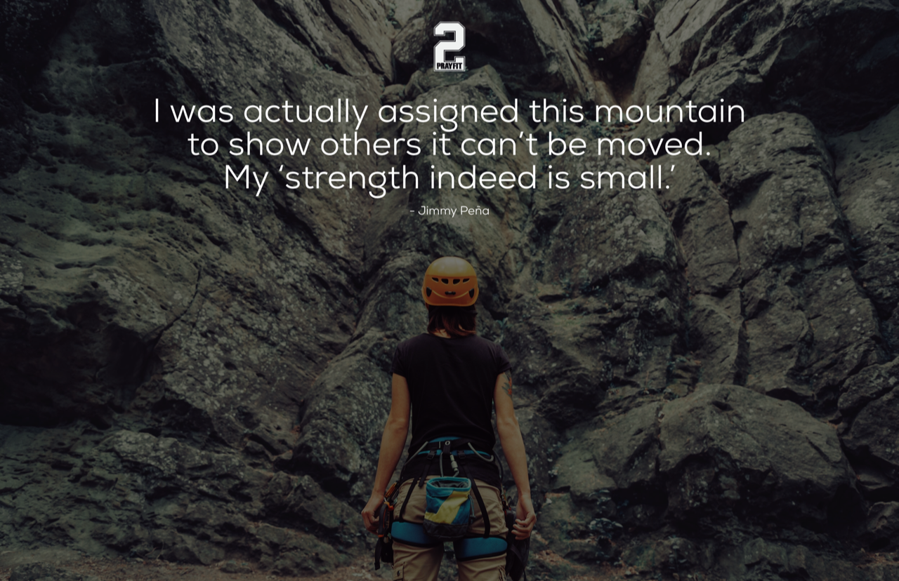 My Strength Indeed Is Small.png