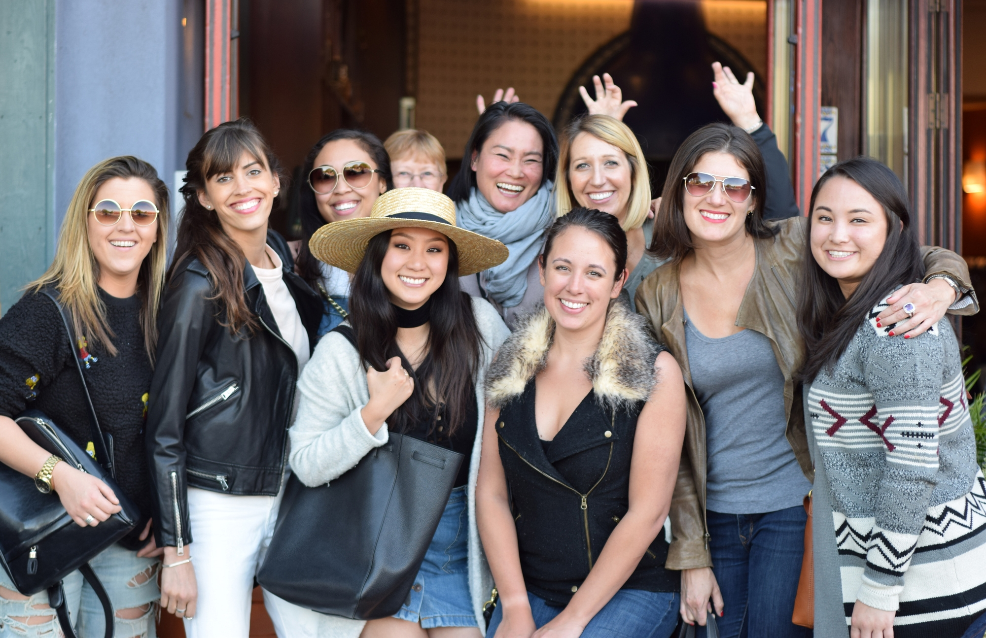 Influencer & blogger afternoon in Sausalito at Copita and Poggio