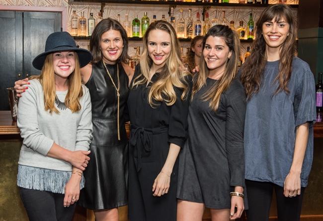 Press, influencer & blogger event for  Taste Greek Wines  at  Cafe du Nord
