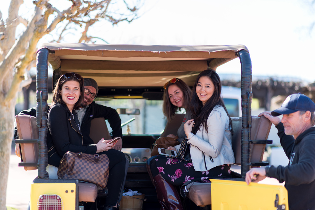 Bloggers weekend to Santa Barbara's Wine Country, photo courtesy of  What The Fab