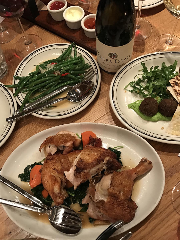 Keller Estate Winemaker Dinner