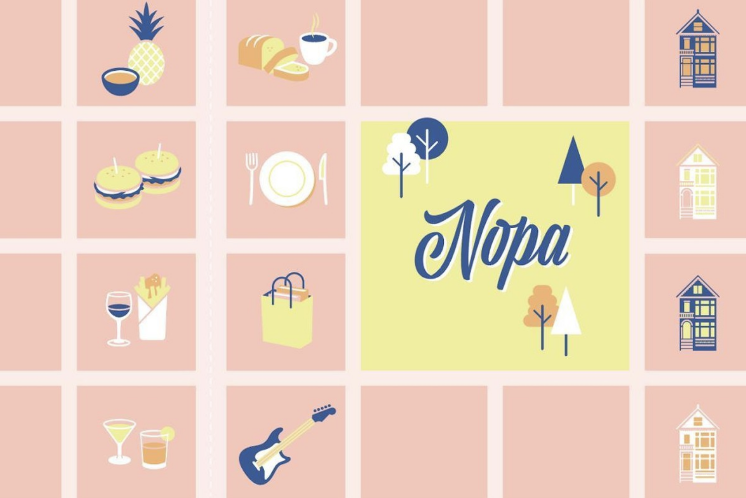 <b>7X7 BAY AREA </b>Nopa: Where to Eat, Drink, Shop & Go out in This Hip San Francisco 'Hood