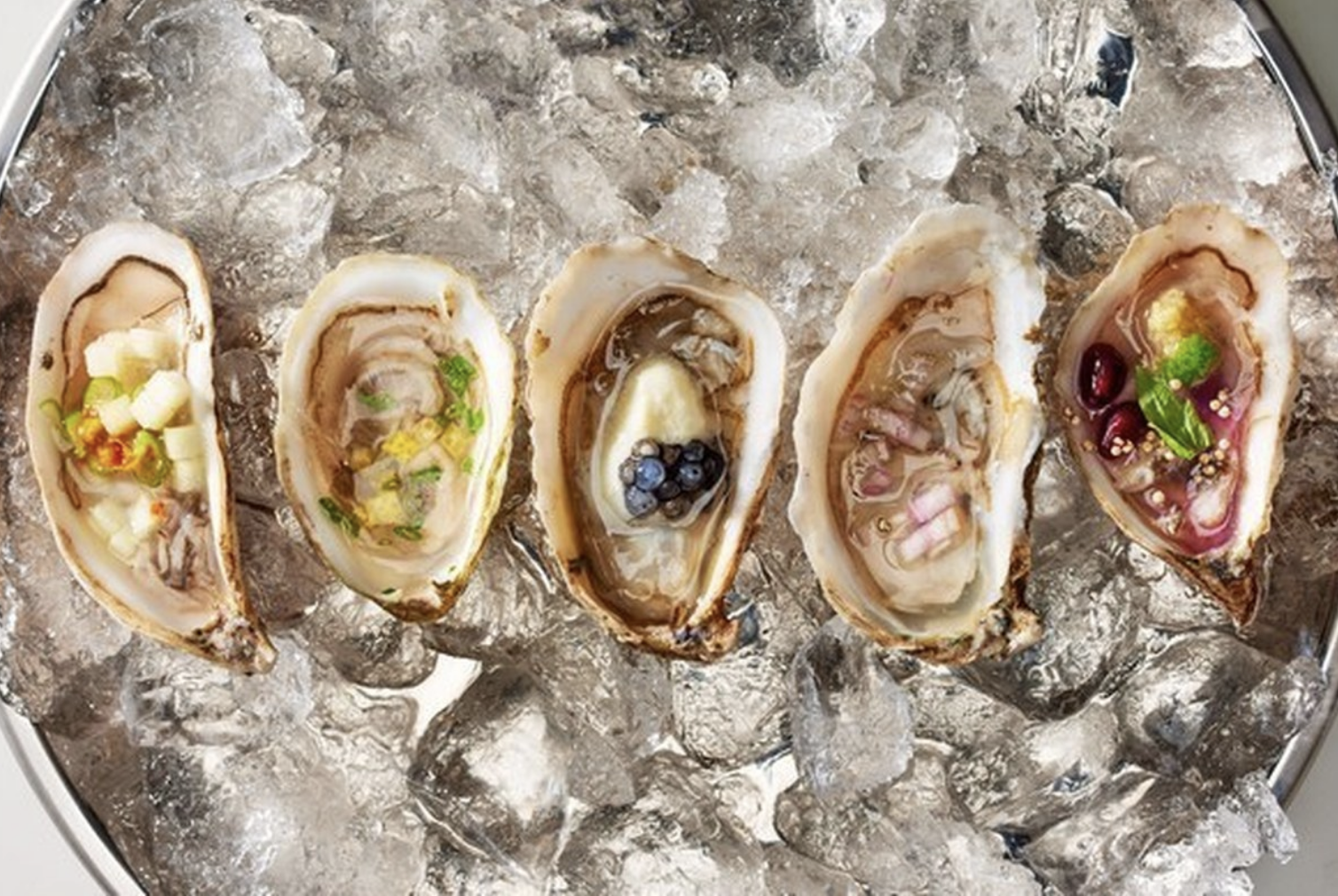 <b>7X7 BAY AREA</b> The Best Spots to Slurp Oysters in San Francisco (From Cheap to Luxe)