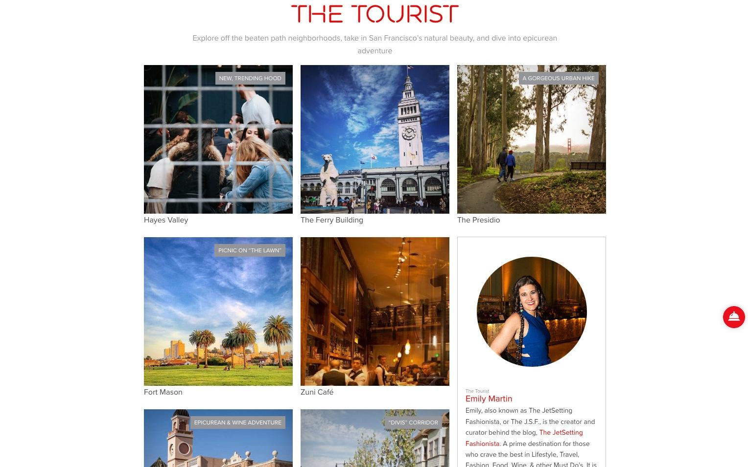 Virgin Hotels - The Tourist by Emily Martin aka The JetSetting Fashionista
