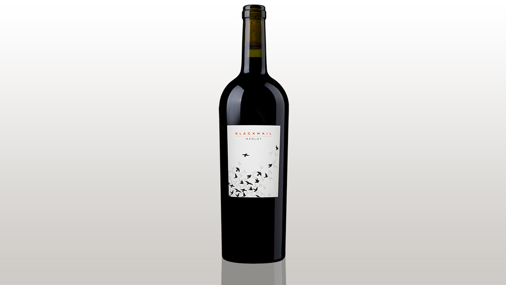 Robb Report^ Merlot is Staging A Comeback featuring Blackbird Vineyards