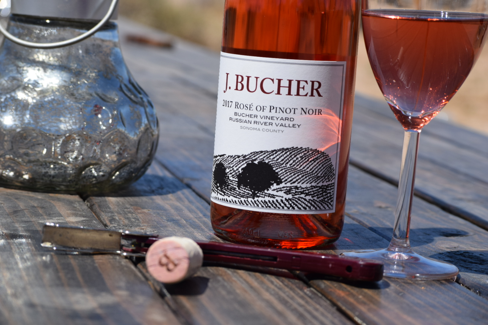 SIP ON THIS JUICE:^ Showcasing Exquisite Terroir in the Russian River Valley at Bucher Wines
