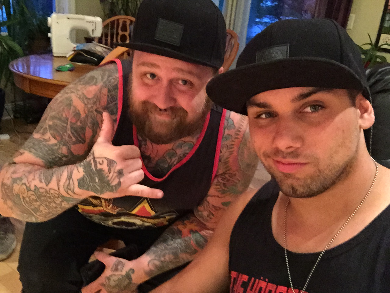 Cody Hennings and Wheelz