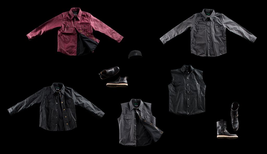 Black Bear Brand Wax-Canvas Collection