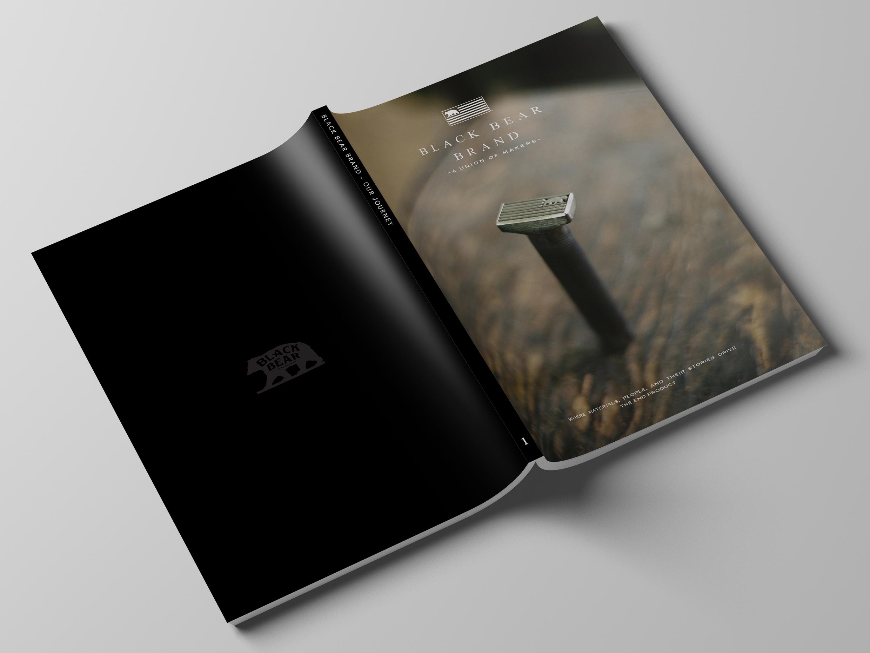 The Black Bear Brand Union Of Makers Magazine