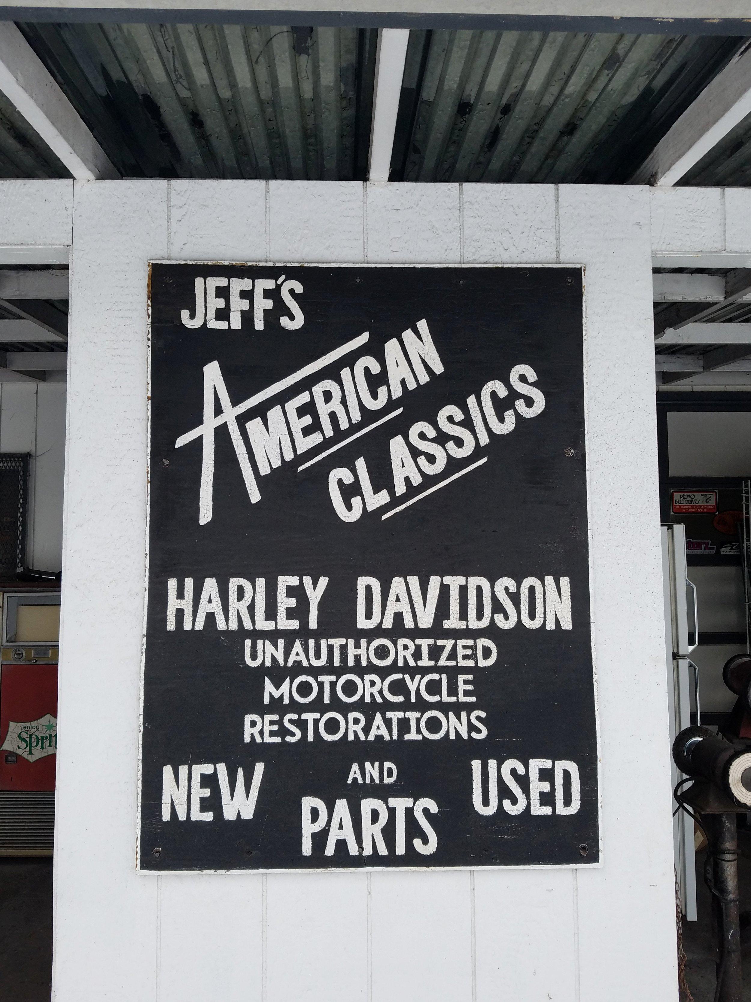 Black Bear Brand Harley Davidson journey
