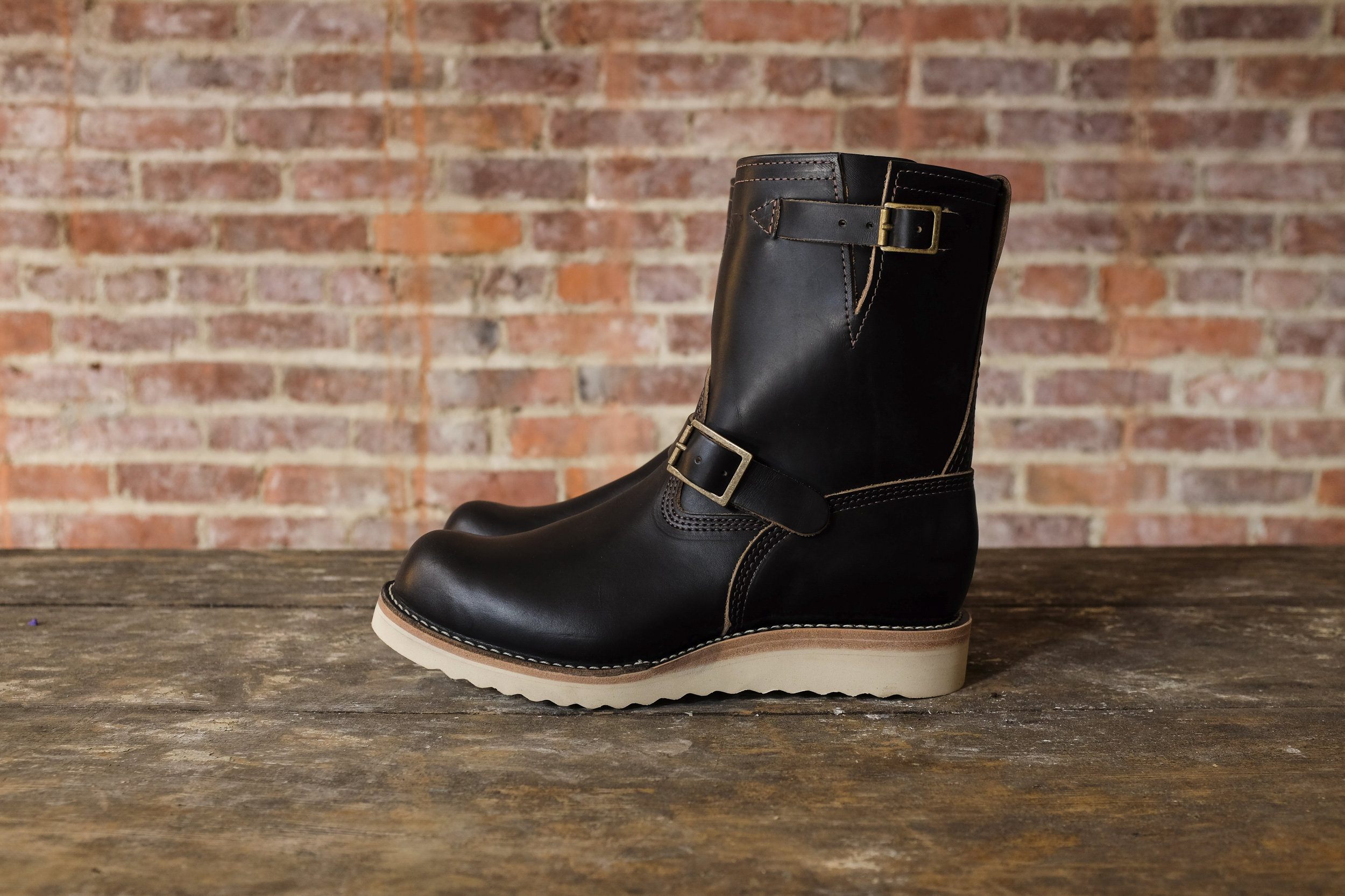 Black Bear Brand x Wesco BOSS with Horween Leather
